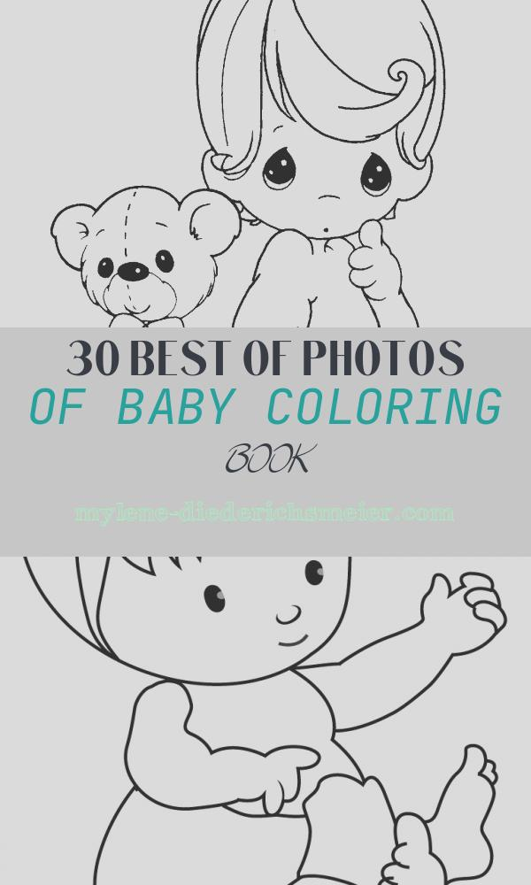 Baby Coloring Book Beautiful Free Printable Baby Coloring Pages for Kids