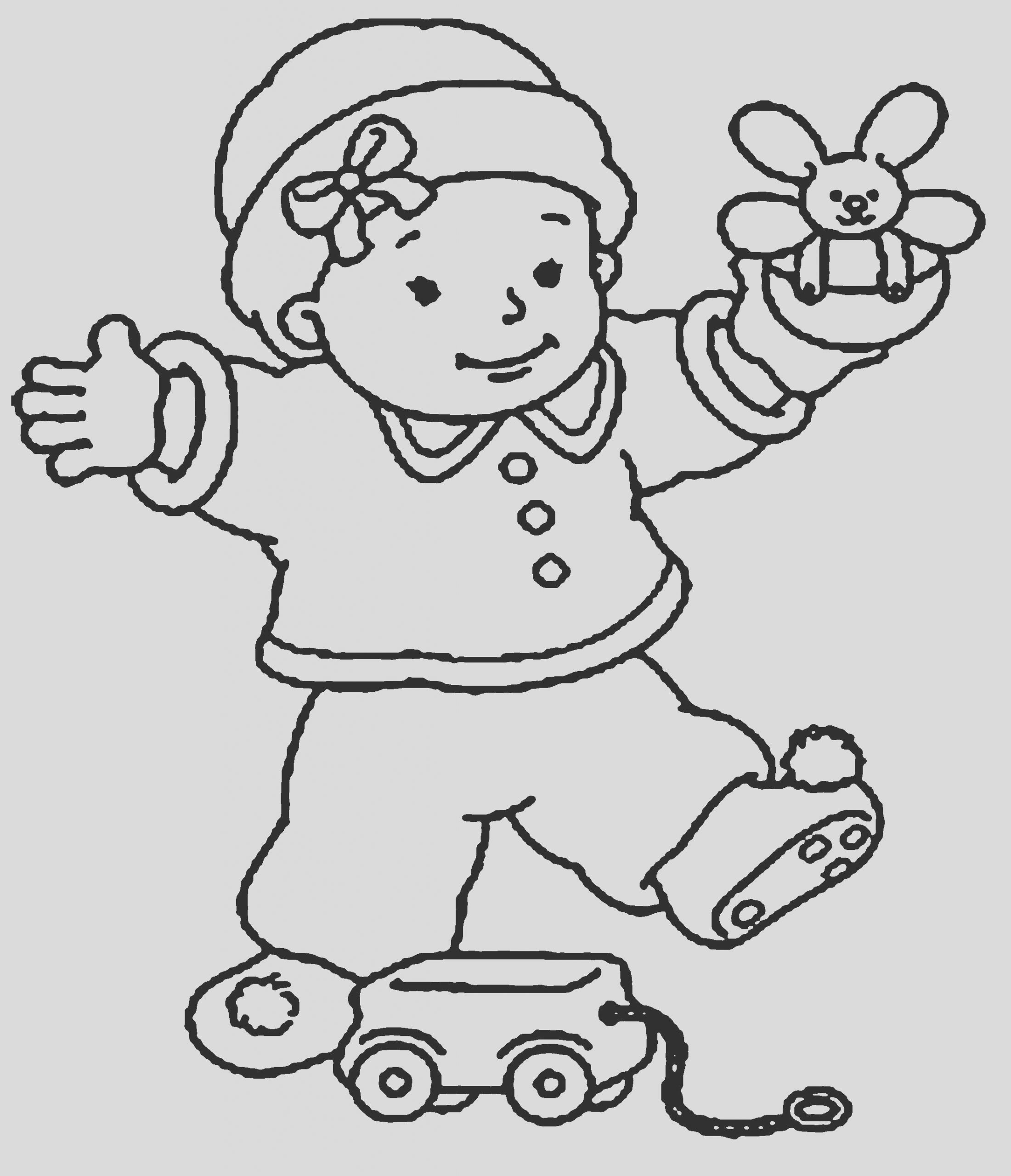 baby coloring pages for
