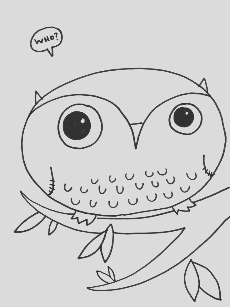 crazy baby coloring pages