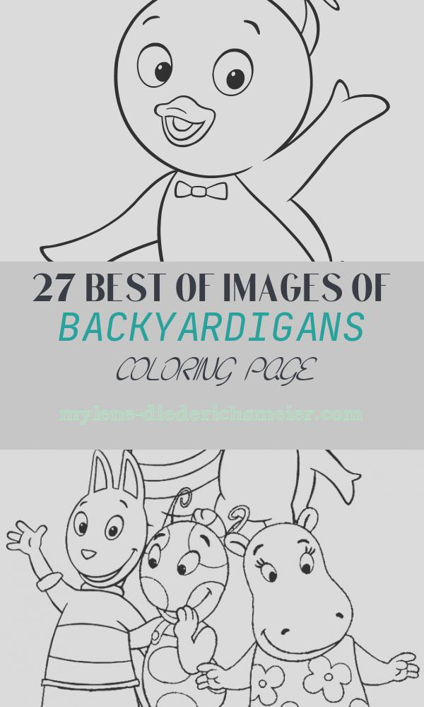 Backyardigans Coloring Page Awesome Free Printable Backyardigans Coloring Pages for Kids
