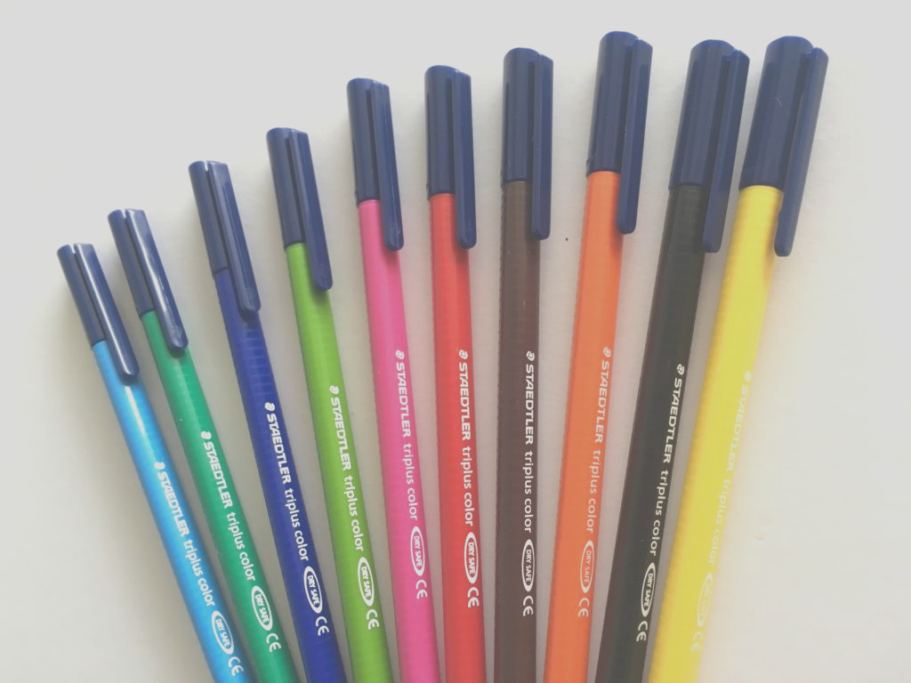 ultimate list of the best planner pen brands and how to choose colors for color coding