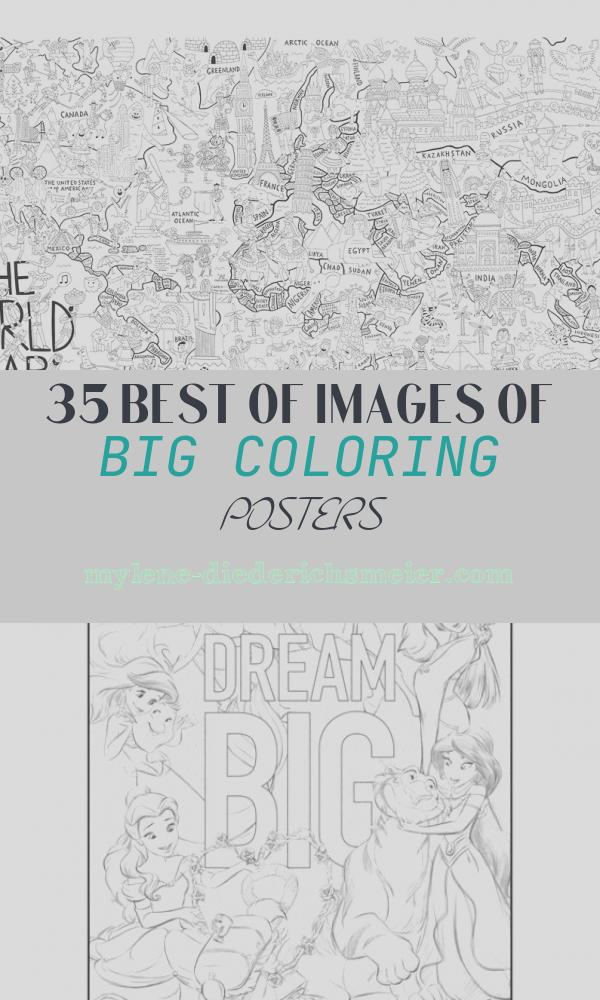 Big Coloring Posters Elegant What A Colorful World Really Big Coloring Poster