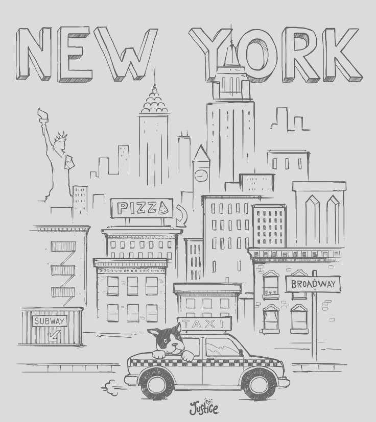 broadway pages sketch templates