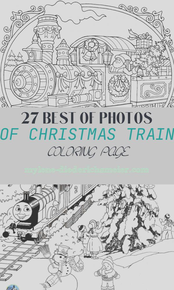 Christmas Train Coloring Page Luxury 12 Christmas Drawing Download Ty
