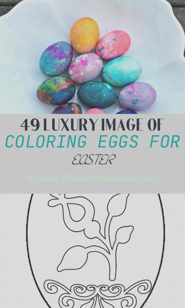 Coloring Eggs for Easter Awesome the Best Way to Color Eggs with Whipped Cream for