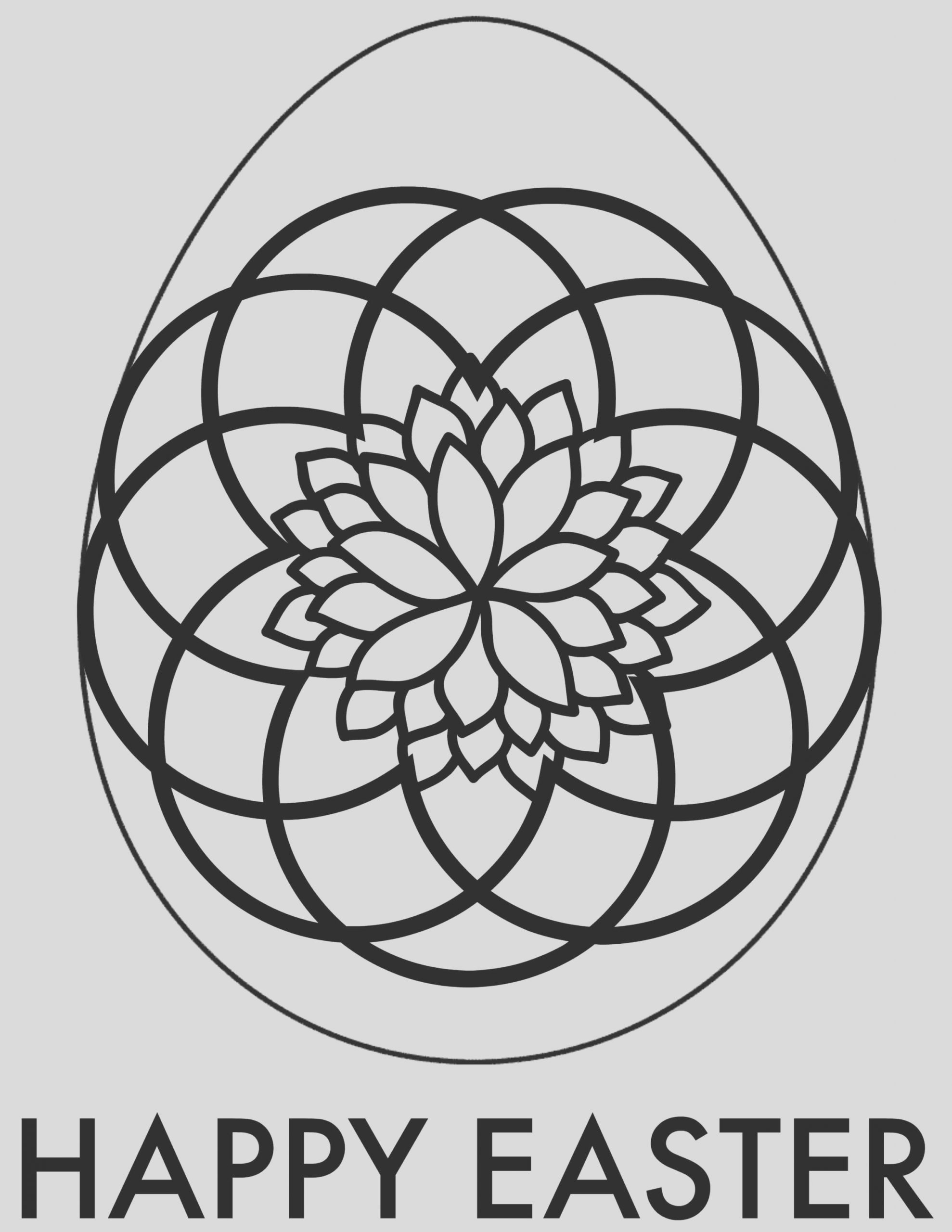 easter adult coloring pages free printable s