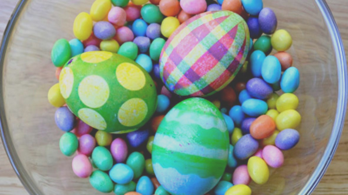 20 fantastic ideas for dyeing and decorating easter eggs