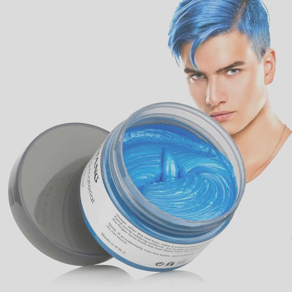 color hair wax review