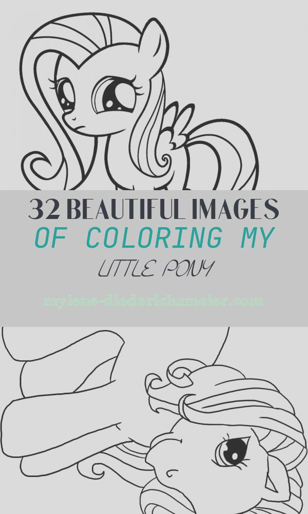 Coloring My Little Pony Lovely Free Printable My Little Pony Coloring Pages for Kids