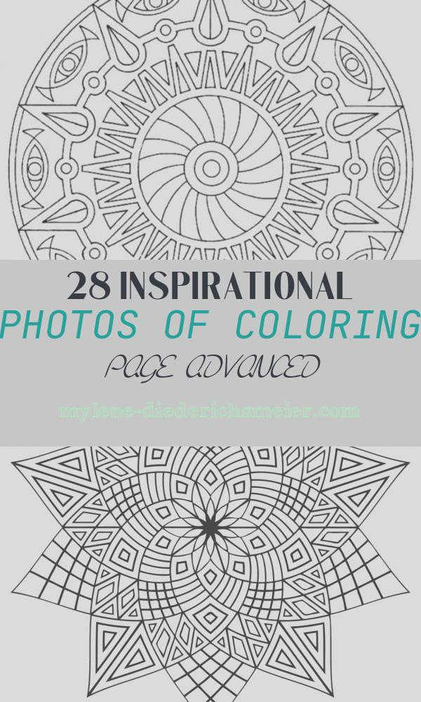 Coloring Page Advanced Elegant Five Of the Best Adult Colouring In Printables Fat Mum Slim