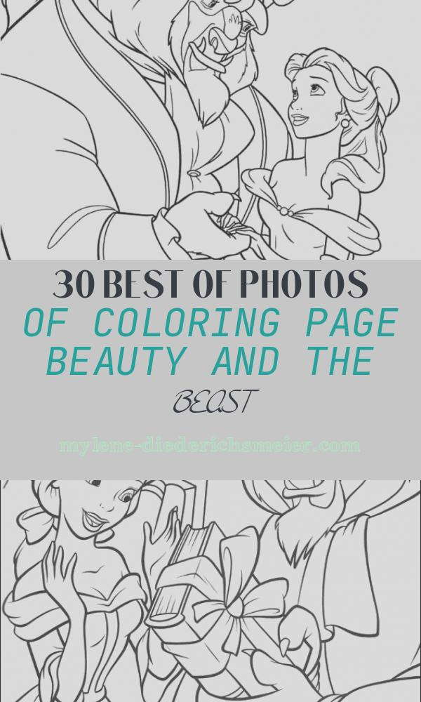 Coloring Page Beauty and the Beast Luxury Beauty and the Beast Coloring Pages