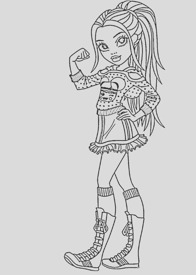 moxie coloring pages
