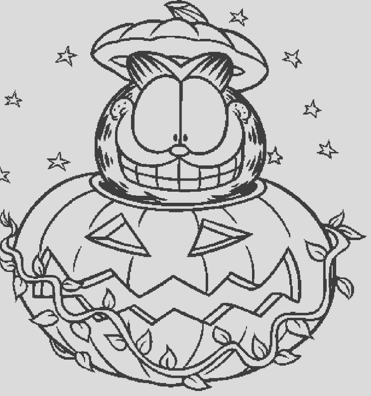 halloween coloring pages 2017 for kids adults