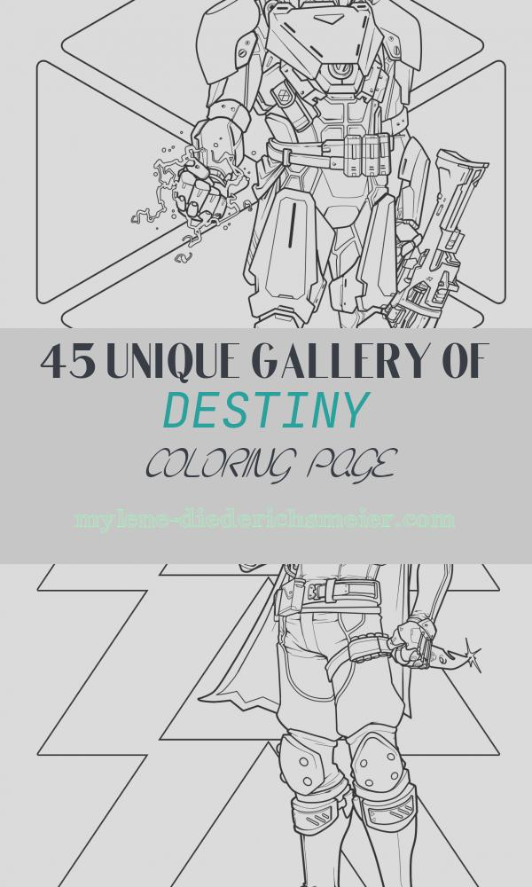 Destiny Coloring Page Lovely Destiny the Ficial Coloring Book