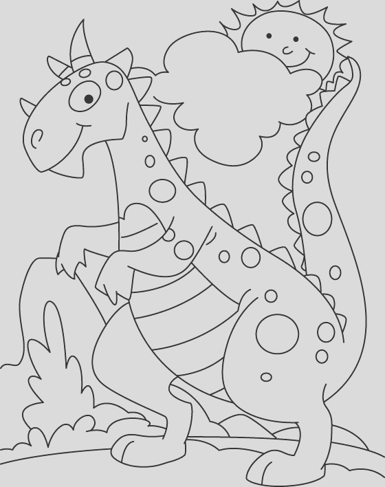 book dinosaur coloring pages kids