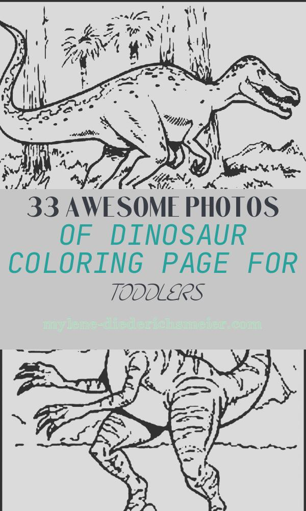Dinosaur Coloring Page for toddlers Unique Free Printable Dinosaur Coloring Pages for Kids