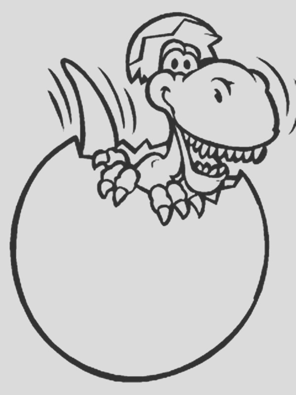 dinosaur egg coloring pages sketch templates