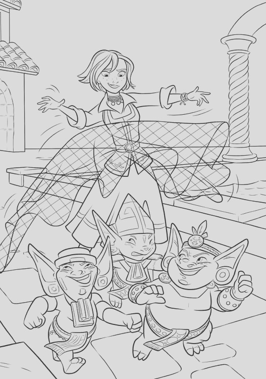 elena avalor coloring pages