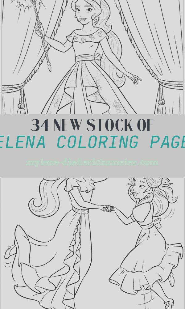 Elena Coloring Page Lovely Elena Of Avalor Coloring Pages Best Coloring Pages for Kids