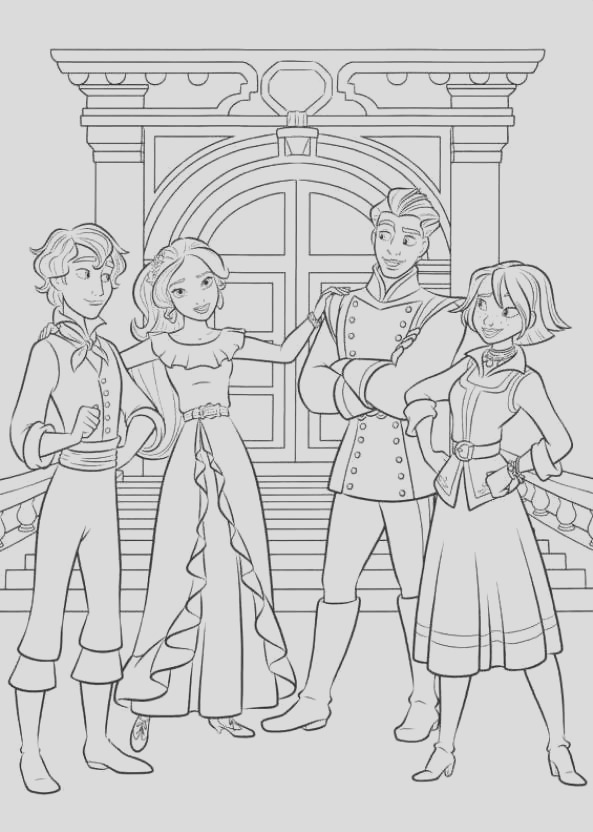 new coloring pages