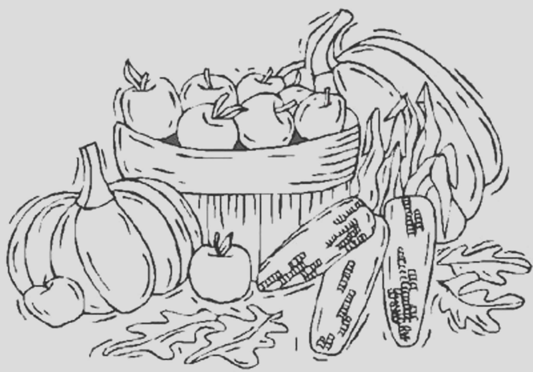 fall coloring pages benefit coloring kids
