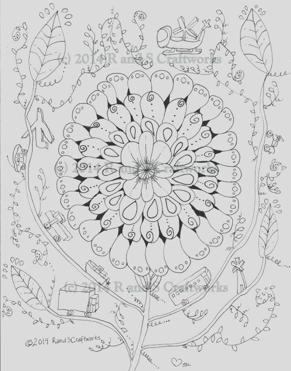 coloring page flower power ref=shop home feat 3