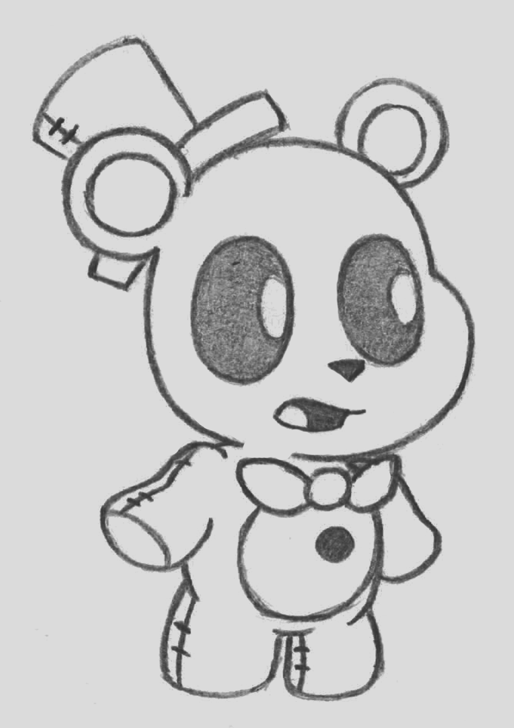 destiny foxy coloring pages fnaf page five nights at freddy s
