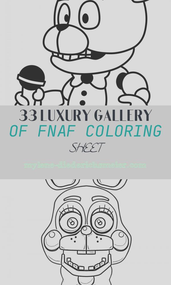 Fnaf Coloring Sheet Beautiful Fnaf World Coloring Pages Collection