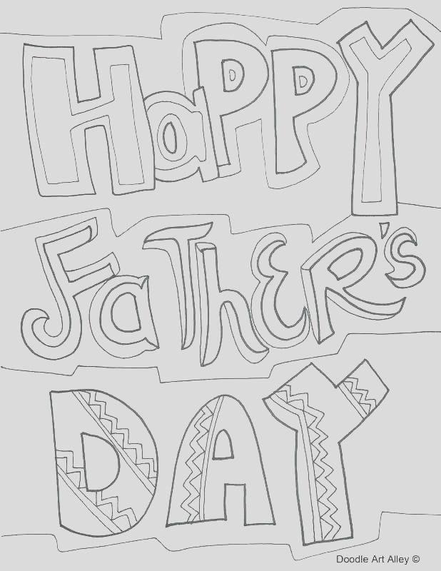 happy fathers day grandpa coloring pages