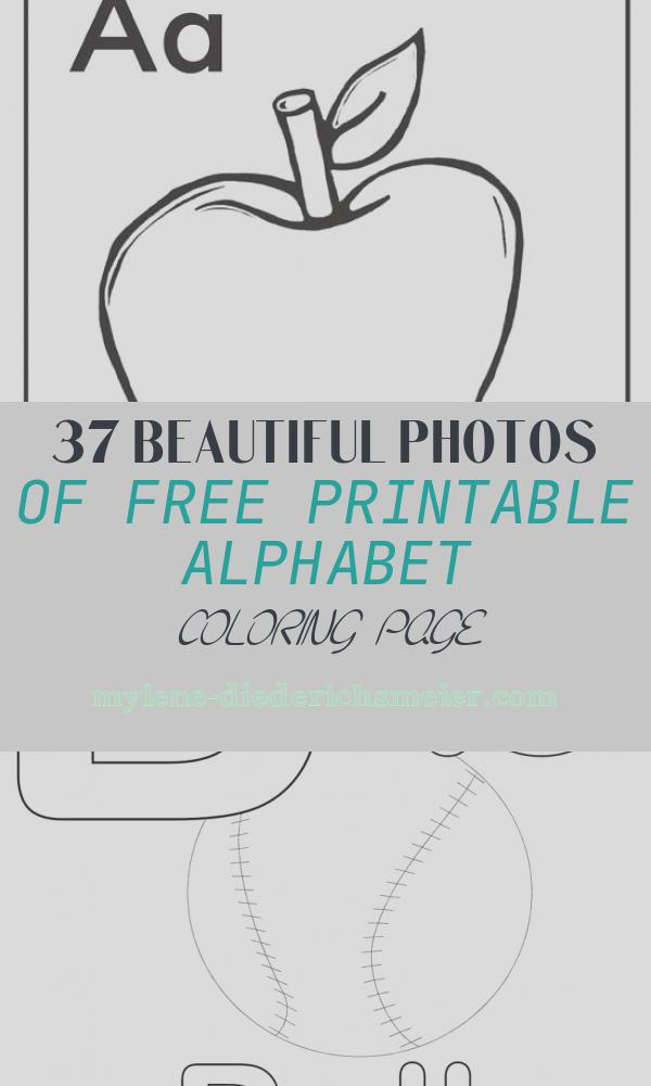 Free Printable Alphabet Coloring Page Lovely Free Alphabet Coloring Pages