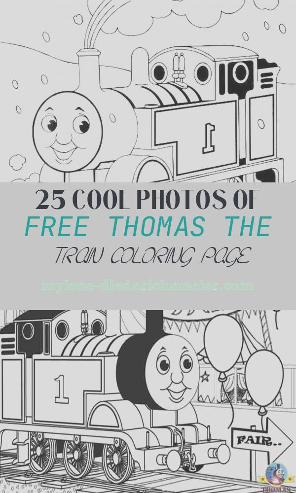 Free Thomas the Train Coloring Page Inspirational Print & Download Thomas the Train theme Coloring Pages