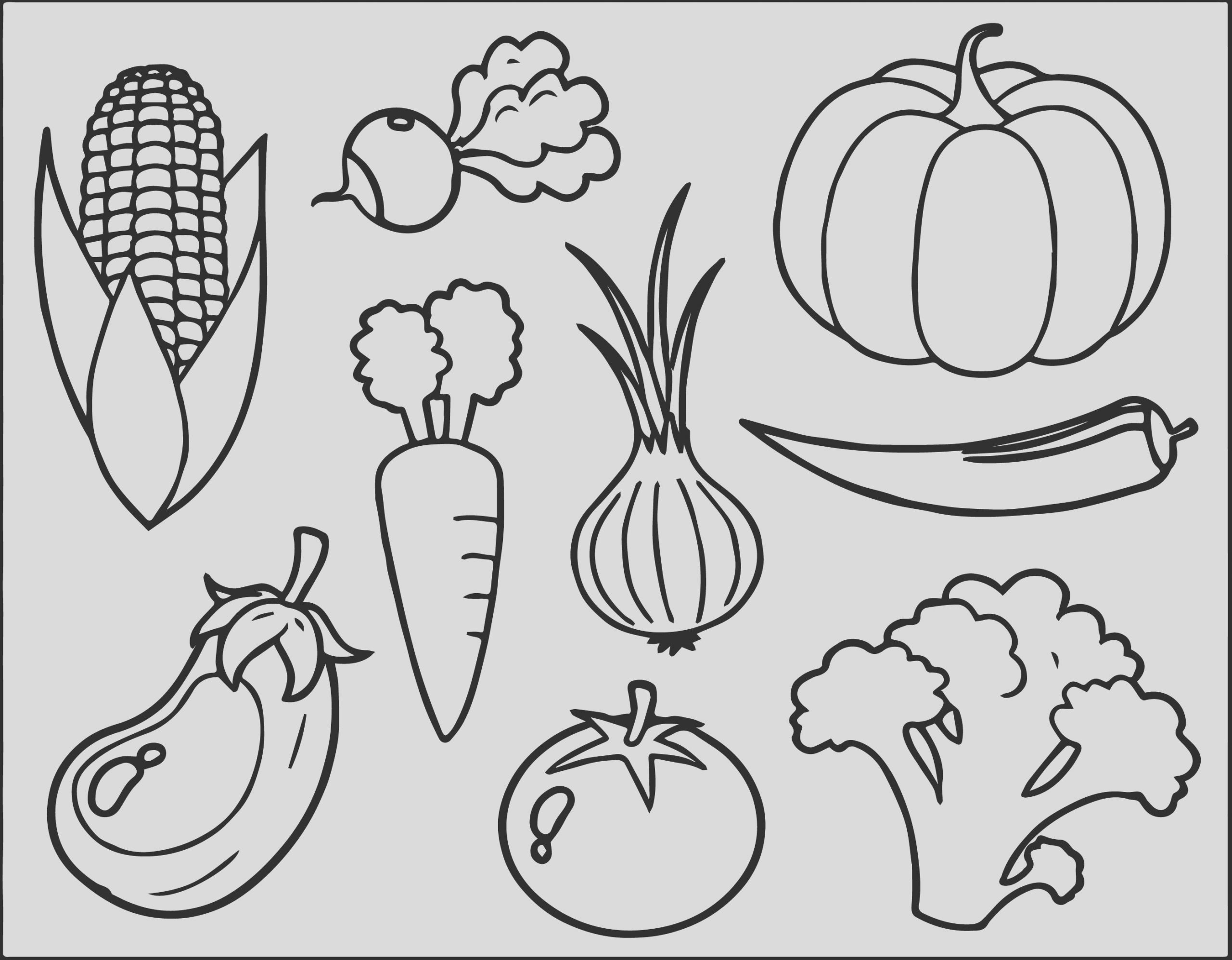 free ve able coloring page