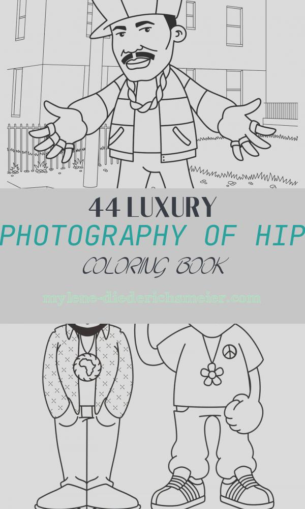 Hip Coloring Book Awesome Hiphop thegoldenera Mark 563 Presents Hip Hop Coloring