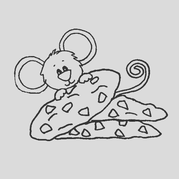 if you give a mouse a cookie coloring pages