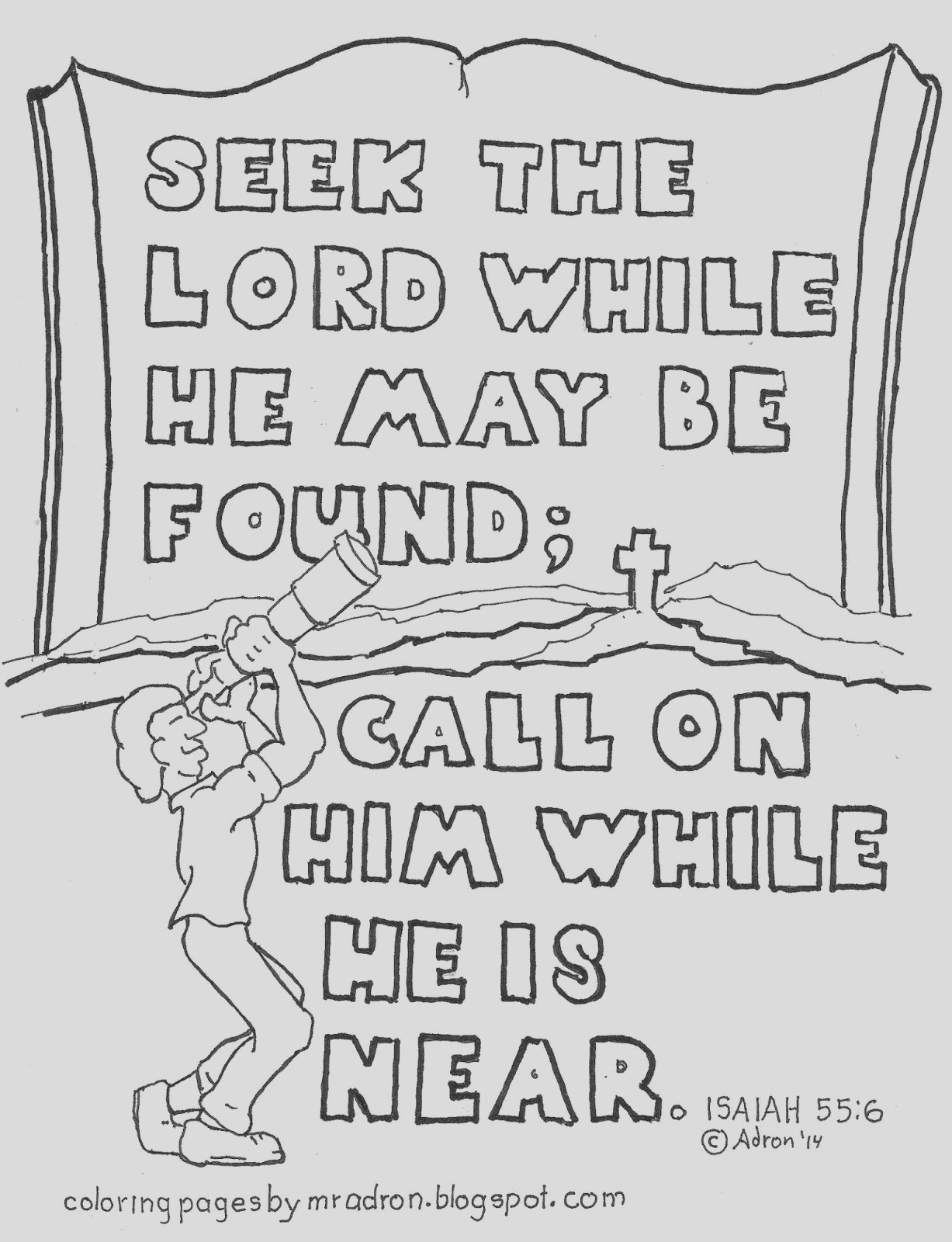 isaiah 556 seek lord while he may be