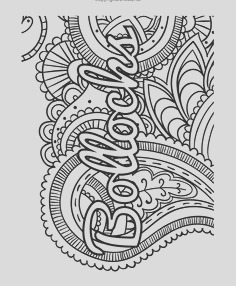 sharing coloring pages