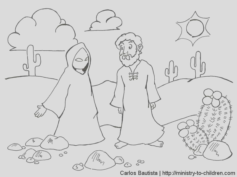 advent coloring book pages