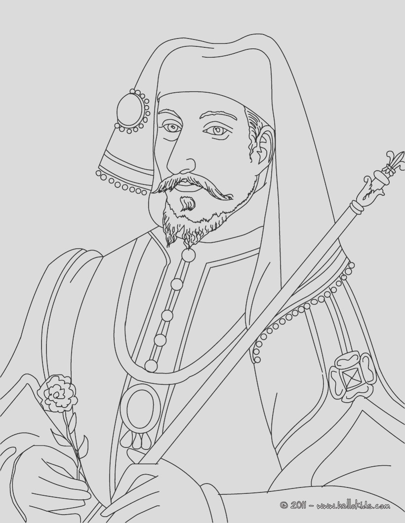 free coloring pages kings and queens