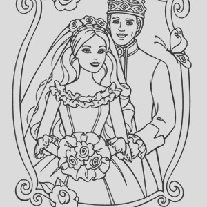 king and queen drawing
