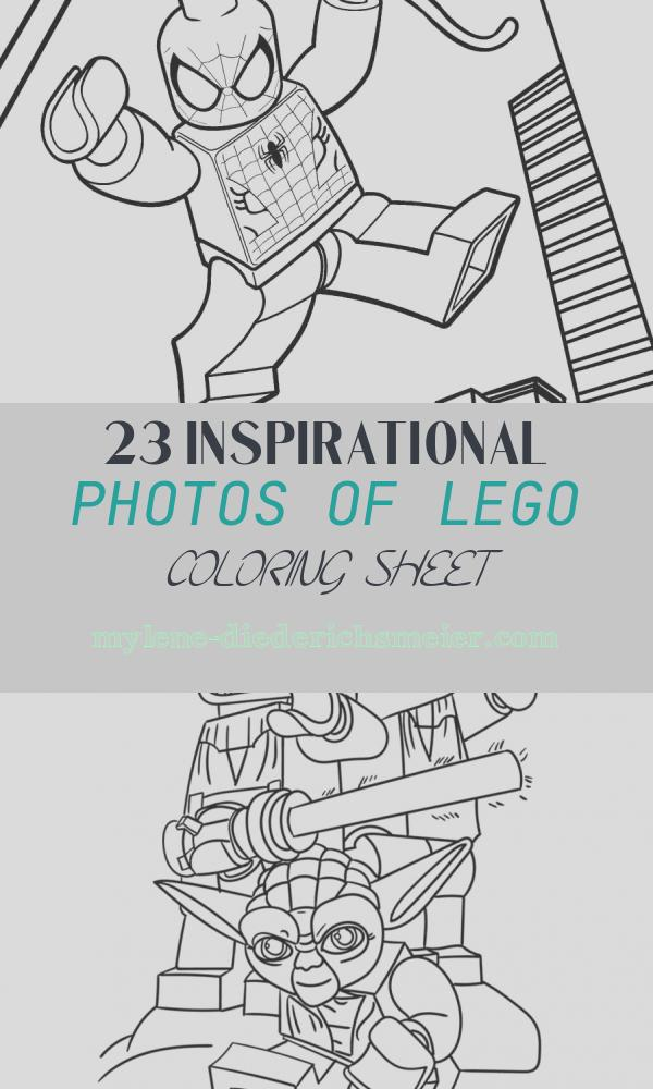 Lego Coloring Sheet Luxury Free Printable Lego Coloring Pages for Kids