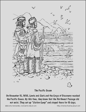 lewis and clark worksheets