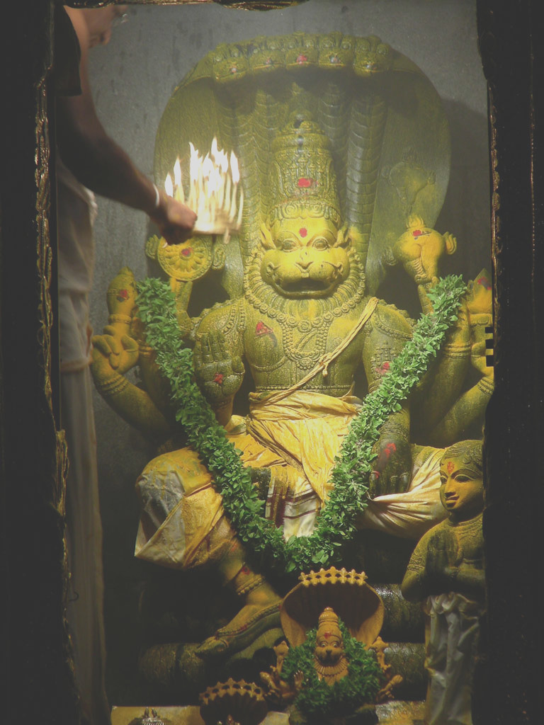 21 amazing pictures of lord narasimha the lion avatar