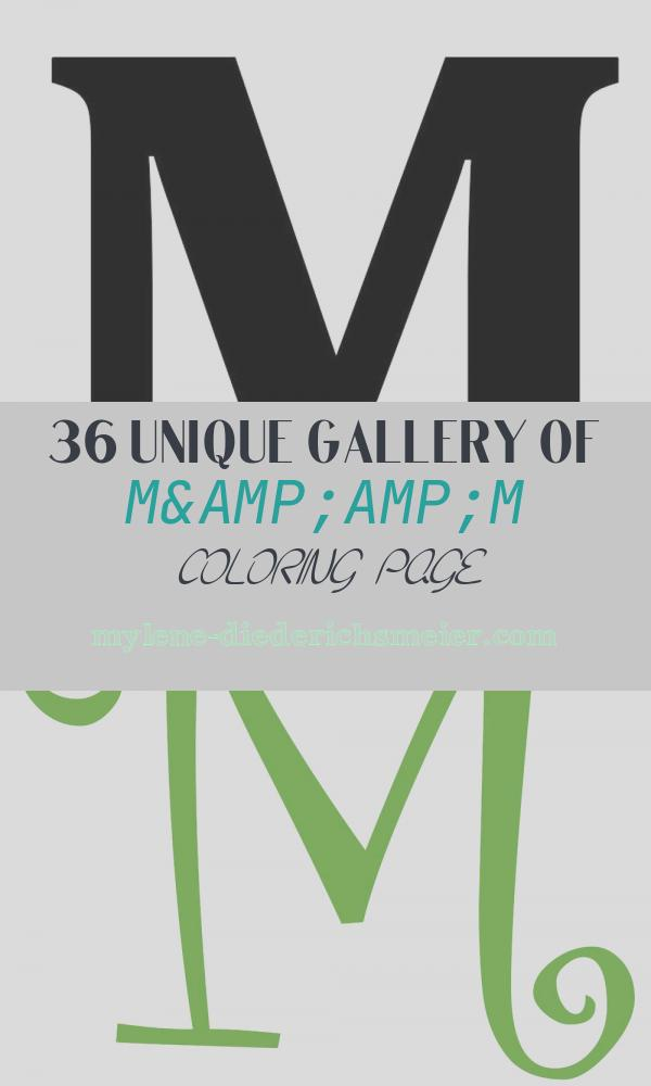 M&m Coloring Page Fresh 12 5 In Metal Letter M Wall Plaque the Home