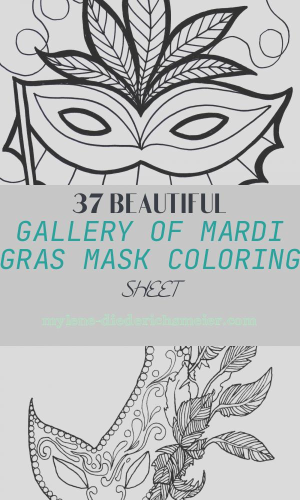 Mardi Gras Mask Coloring Sheet Awesome Free Printable Mardi Gras Coloring Pages for Kids
