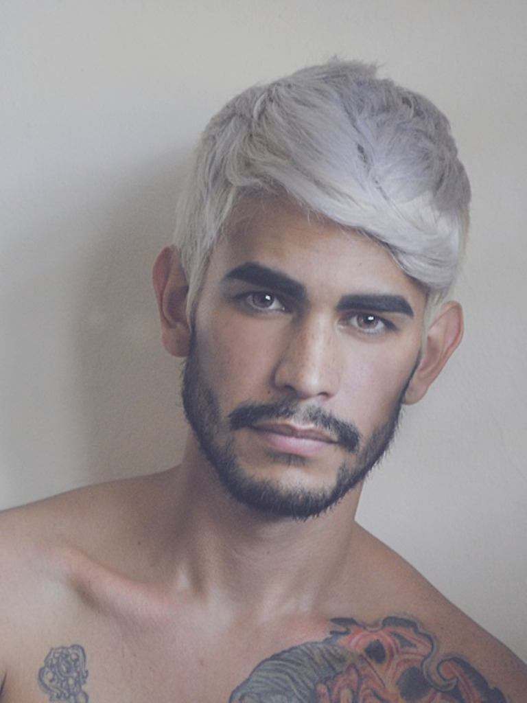 2014 mens hair color trends