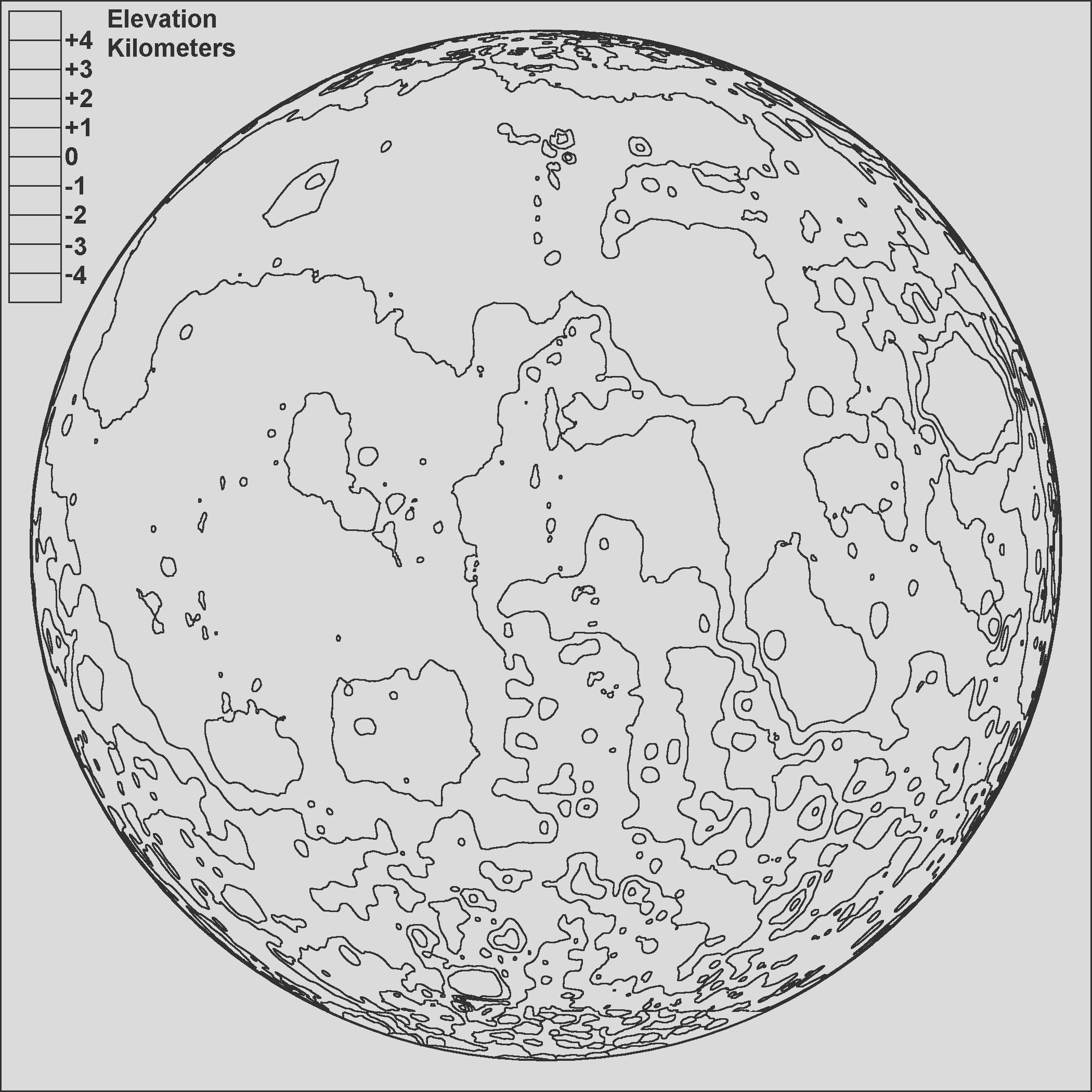 moon phases coloring pages