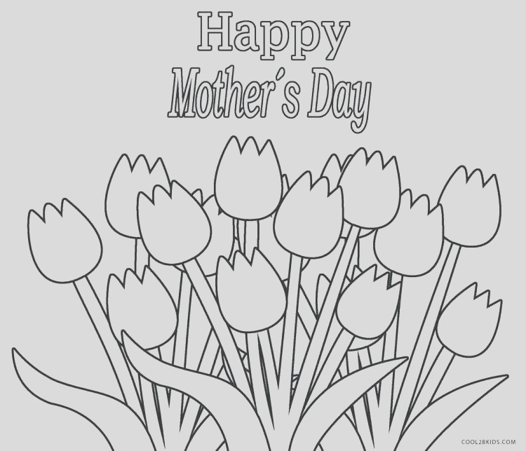 happy mothers day grandma coloring pages