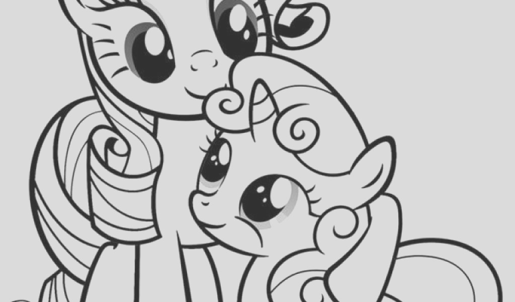 my little pony friendship is magic coloring pages online printable