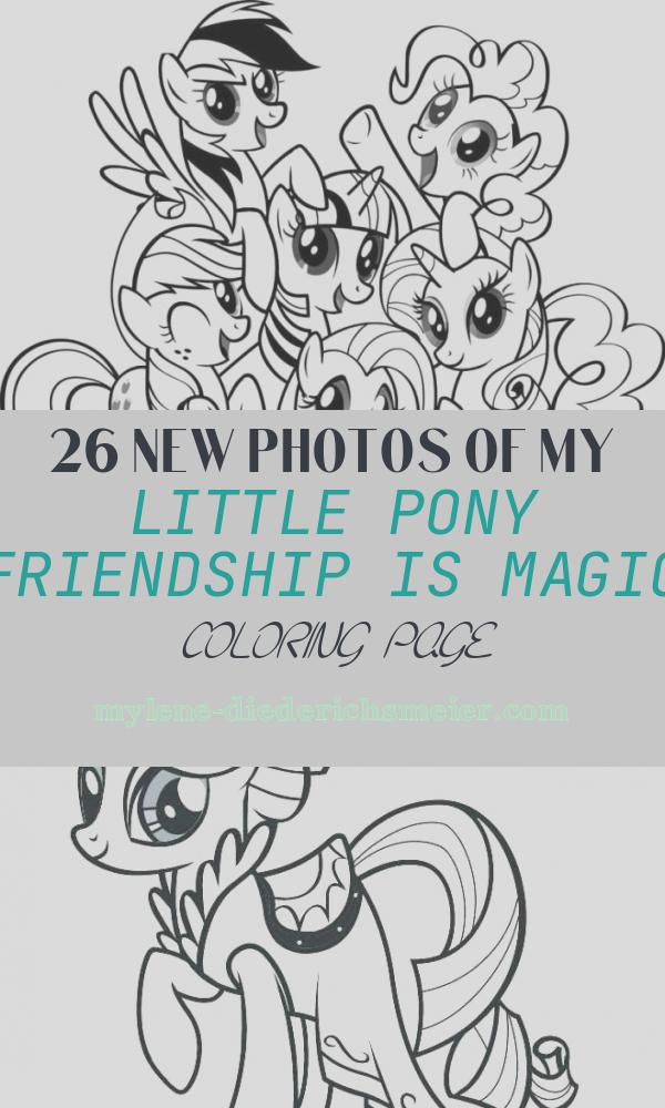 My Little Pony Friendship is Magic Coloring Page Inspirational Download and Print My Little Pony Friendship is Magic
