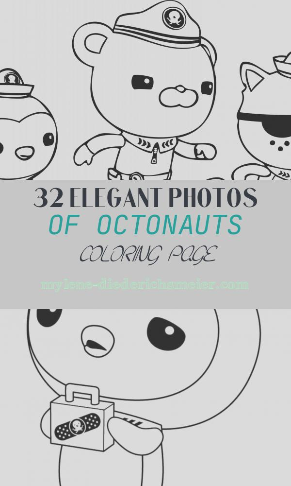 Octonauts Coloring Page New Octonauts Coloring Pages Best Coloring Pages for Kids